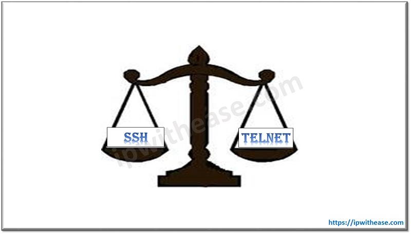 ssh vs telnet