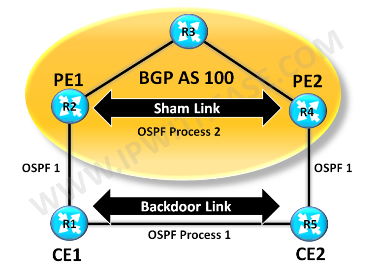 understand-configure-ospf-sham-links