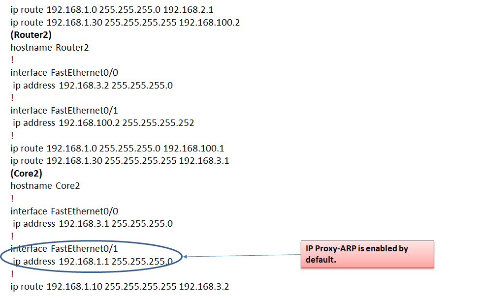 proxy-arp-for-layer-2-extension