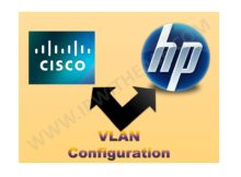 Cisco vs HP VLAN Configuration   IP With Ease   IP With Ease