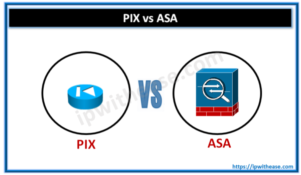 cisco pix vs cisco asa stateful firewalls