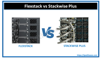 FlexStack vs  StackWise Plus | IP With Ease | IP With Ease