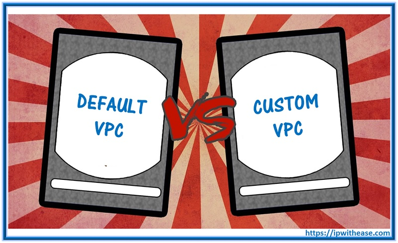 Default VPC vs Custom VPC