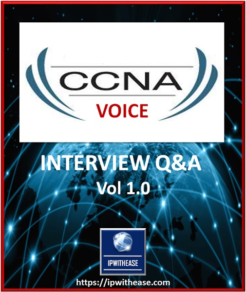 Top 50 CCNA Voice Interview Questions | IP With Ease