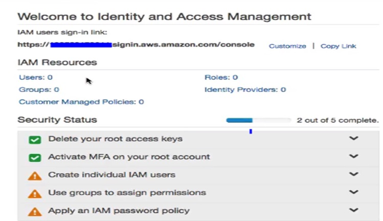 Introduction to IAM (Identity access manager) in AWS | IP