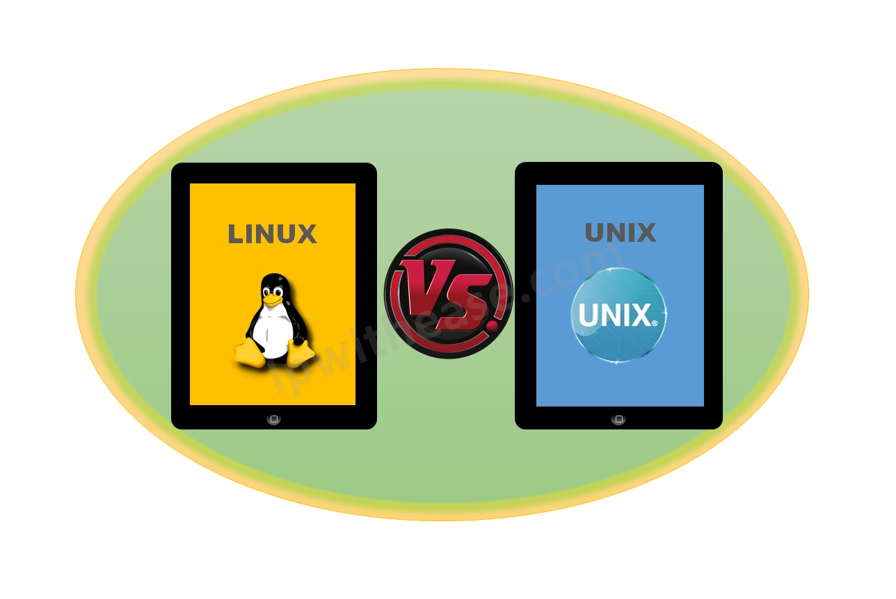 UNIX vs LINUX