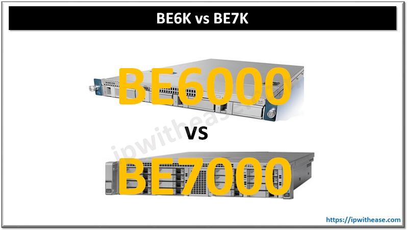 BE6K vs BE7K