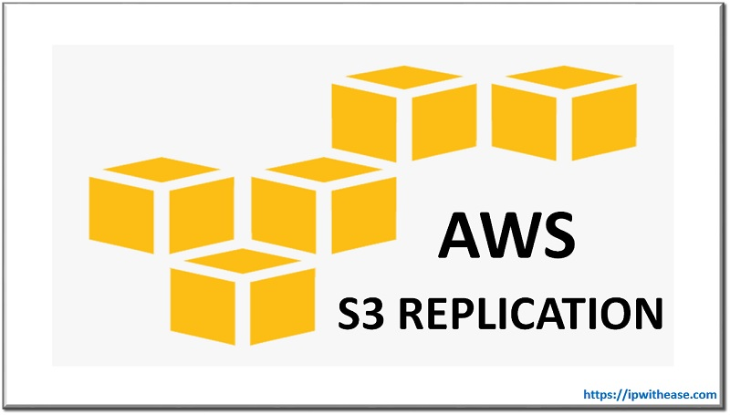AWS S3 REPLICATION