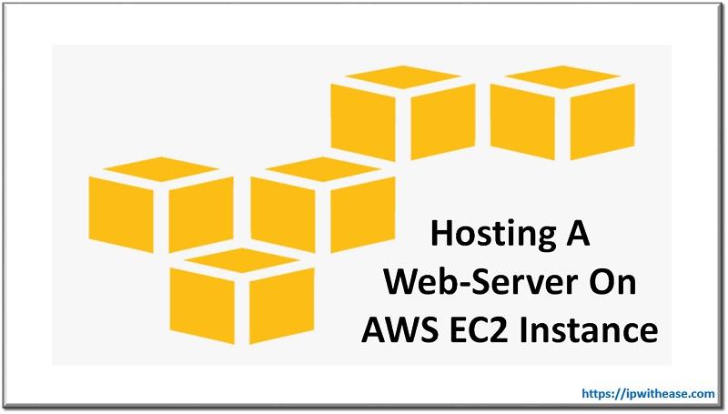 Hosting a Web Server on AWS EC2 Instance