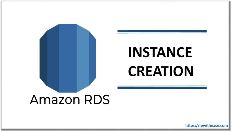 AWS RDS Instance Creation