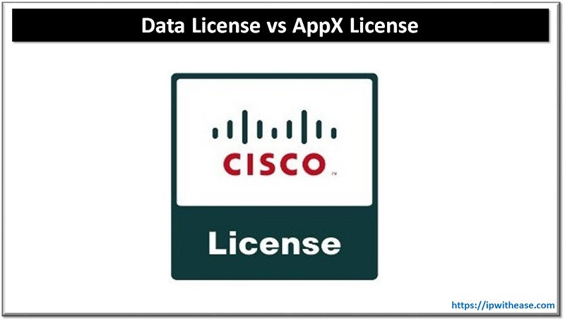 data license vs appx license dp