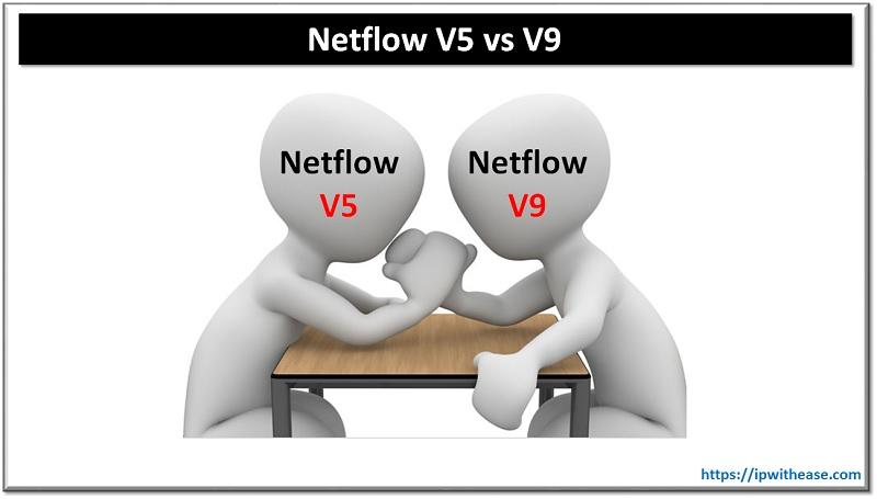 netflow v5 vs V9