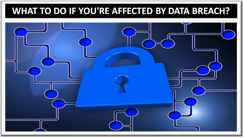 What to Do if You're Affected by Data Breach?