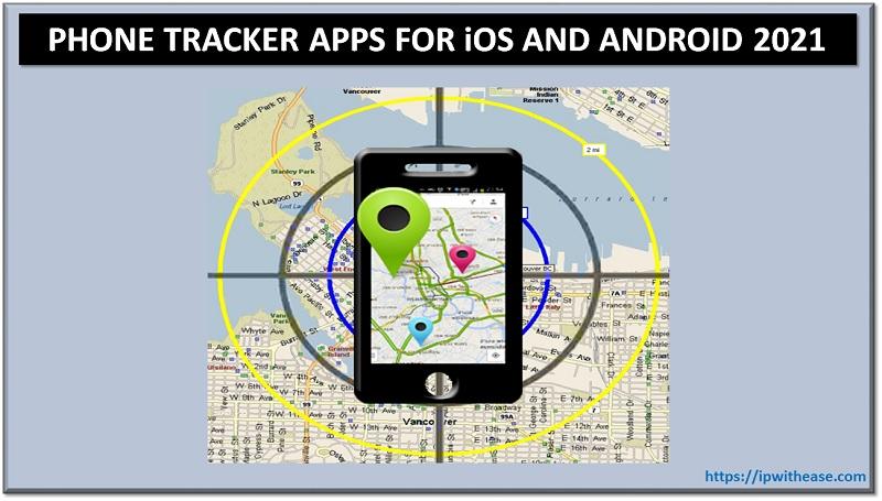 Phone Tracker Apps